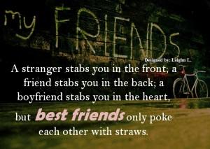 Bestfriends only poke