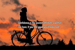 Confidence is the sexiest attribute