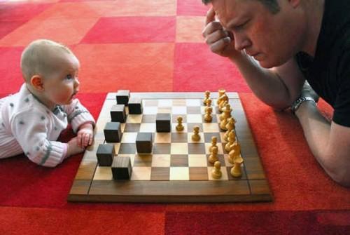 Checkmate bro