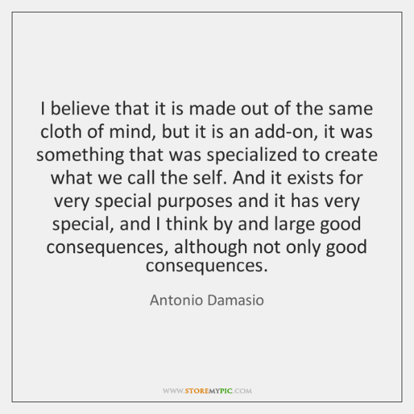I believe that it is made out of the same cloth of ...