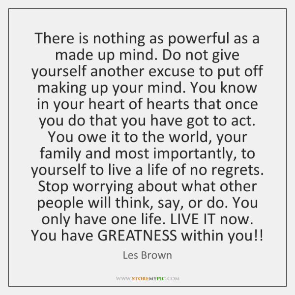 Les Brown Quotes - StoreMyPic | Page 4