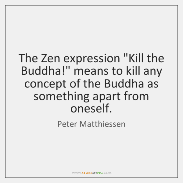 The Zen expression
