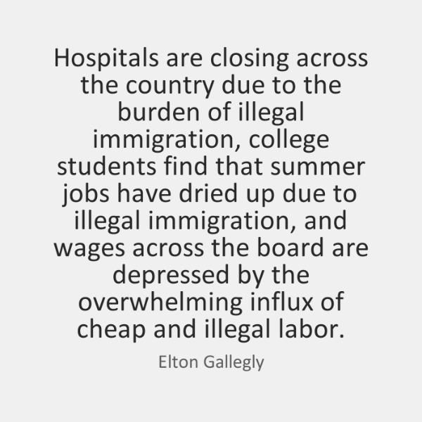 Hospitals are closing across the country due to the burden of illegal ...