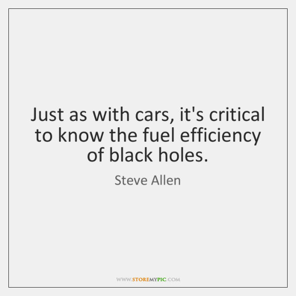 Just as with cars, it's critical to know the fuel efficiency of ...