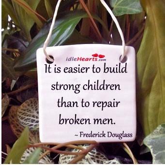 Easier to build than repair