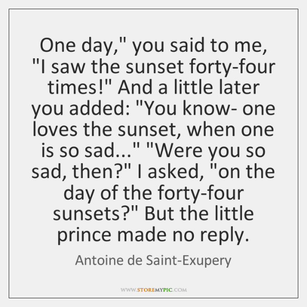 Antoine De Saint Exupery Quotes Storemypic
