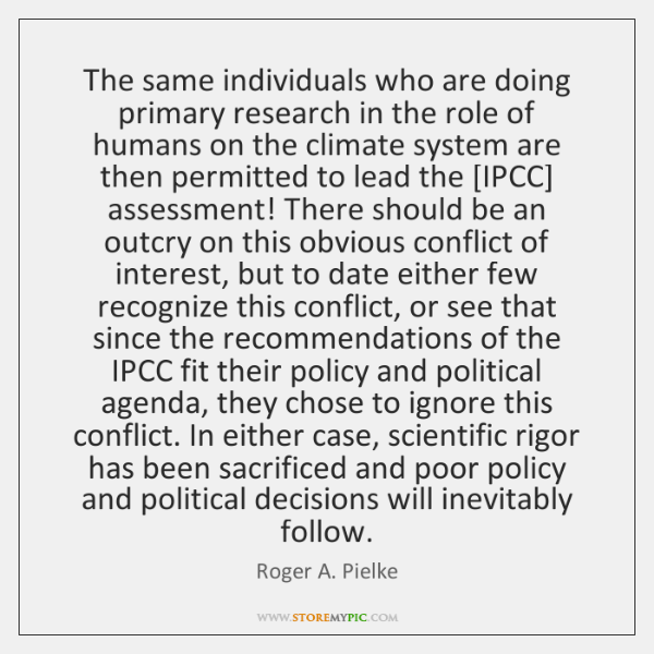 The same individuals who are doing primary research in the role of ...