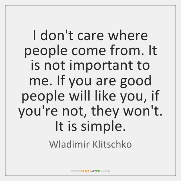 Wladimir Klitschko Quotes Storemypic