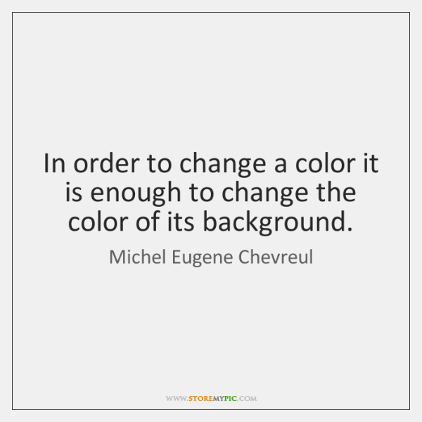 In order to change a color it is enough to change the ...