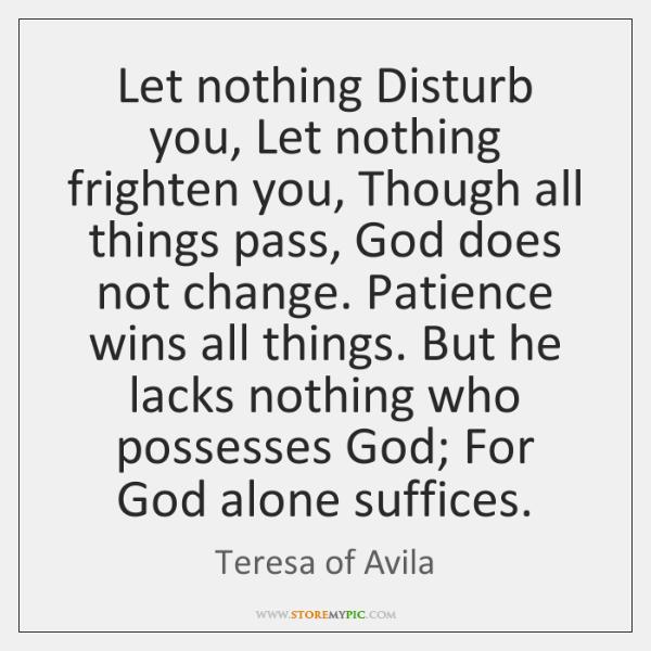 Teresa Of Avila Quotes Storemypic