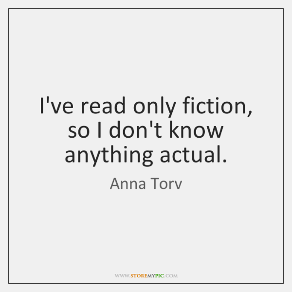 I've read only fiction, so I don't know anything actual.