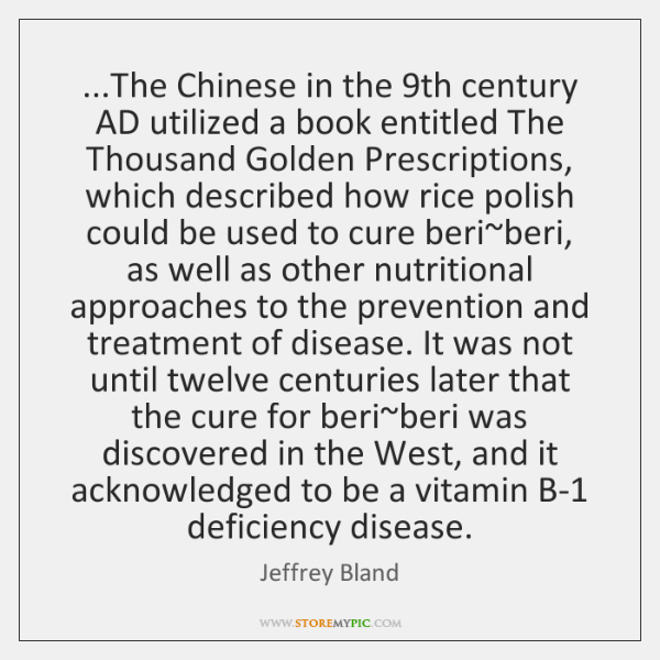 ...The Chinese in the 9th century AD utilized a book entitled The ...