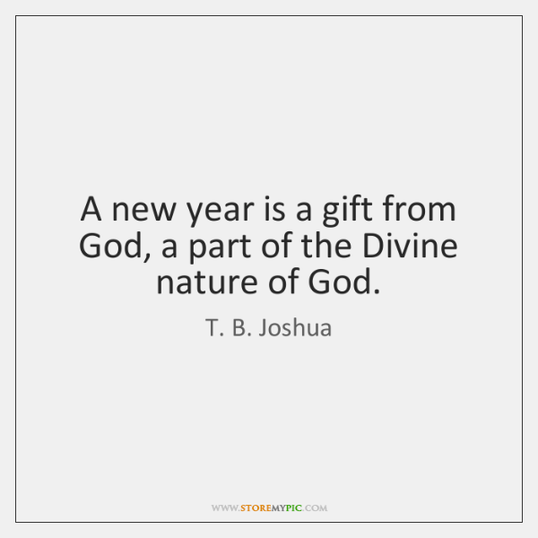 A new year is a gift from God, a part of the ... - StoreMyPic