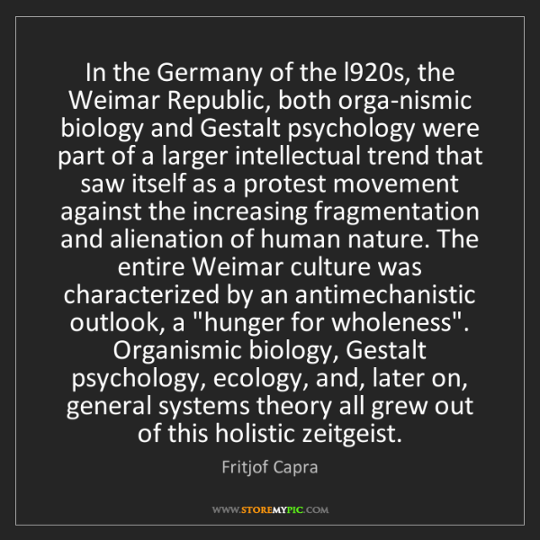 hunger as ideology Hunger and ideology the great hunger is a work of unusual distinction, informed at every point by the knowledge that facts alone do steven marcus 1963-11-01.