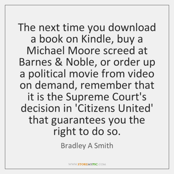 The next time you download a book on Kindle, buy a Michael ...