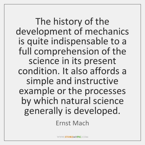Ernst Mach Quotes Storemypic
