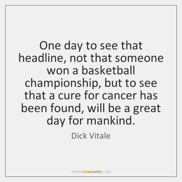 Basketball quotes dick vitale 5