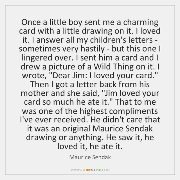 5 love quotes maurice sendak gifs