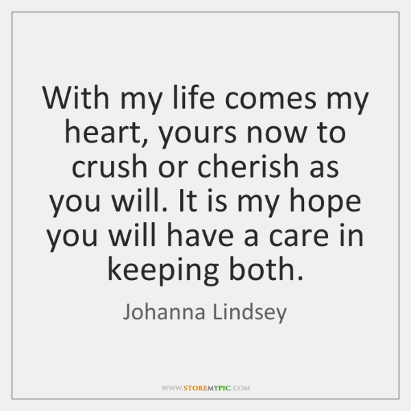 Johanna Lindsey Quotes Storemypic