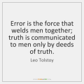 leo-tolstoy-error-is-the-force-that-welds-men-quote-on-storemypic-04fc7