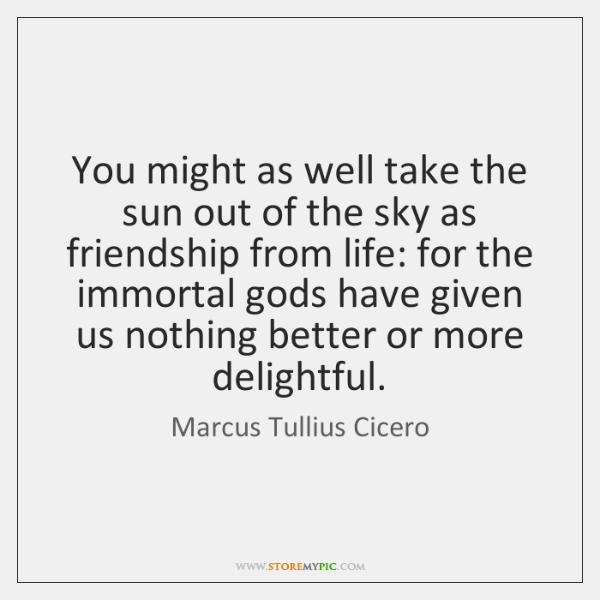 Marcus Tullius Cicero Quotes - - StoreMyPic
