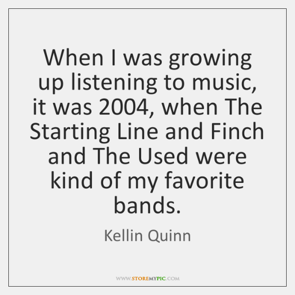 Kellin Quinn Quotes - StoreMyPic | Page 1