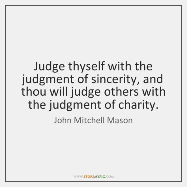 John Mitchell Mason Quotes Storemypic