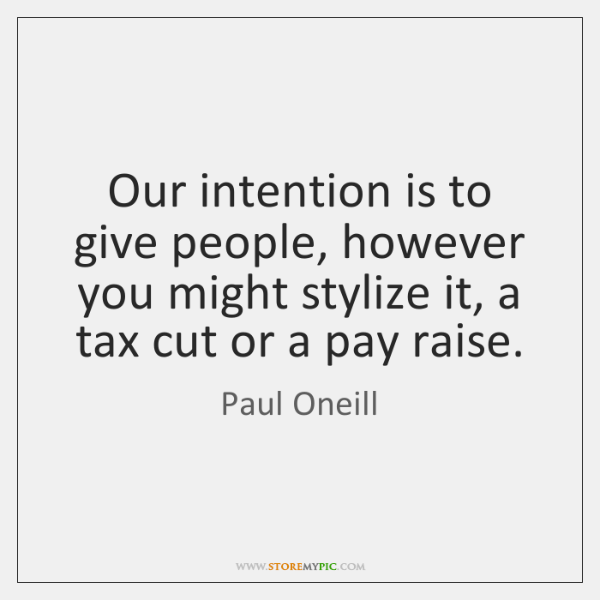 Our intention is to give people, however you might stylize it, a ...