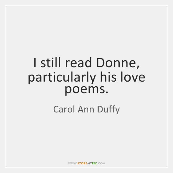 love poems duffy carol ann