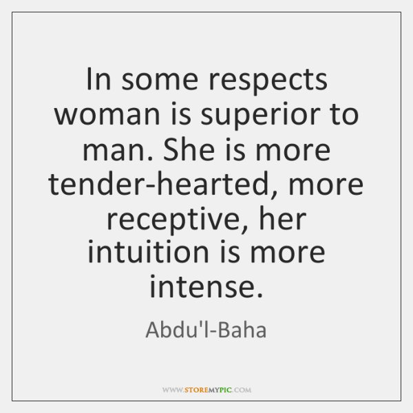 when a man respects a woman