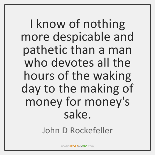 John D Rockefeller Quotes Storemypic