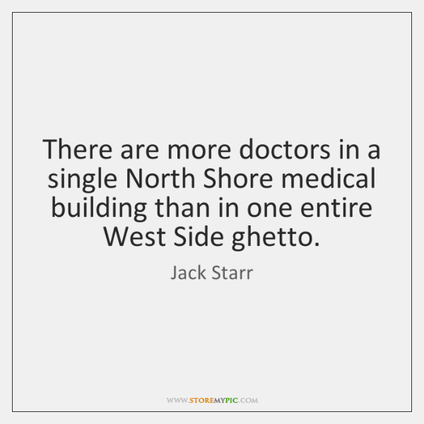 There are more doctors in a single North Shore medical building than ...
