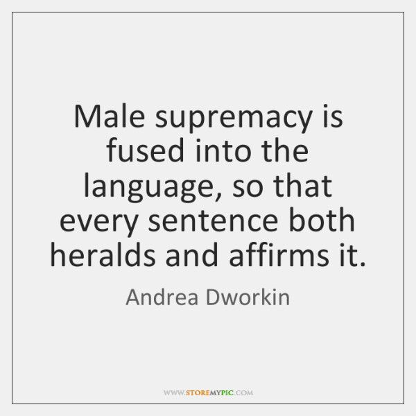 supremacy in a sentence