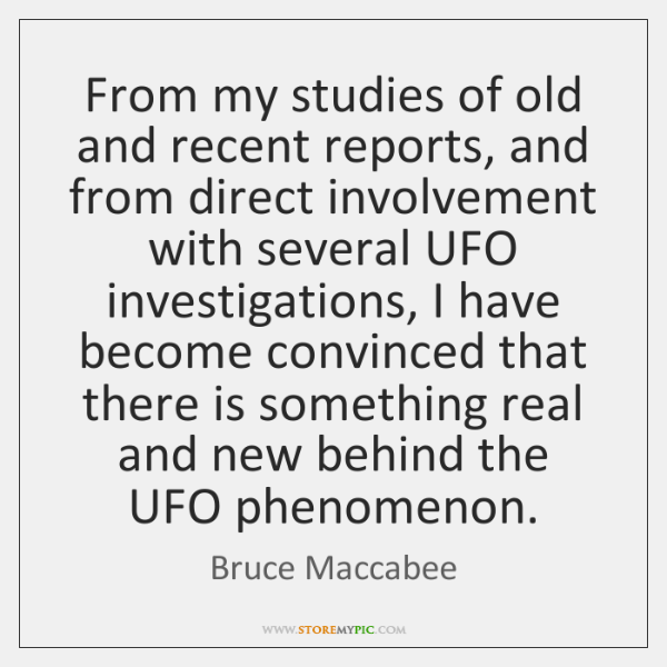 From my studies of old and recent reports, and from direct involvement ...