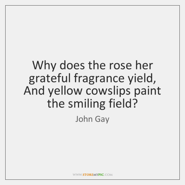 John Gay Quotes - - StoreMyPic