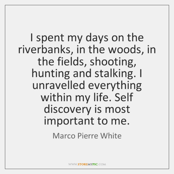Marco Pierre White Quotes Storemypic