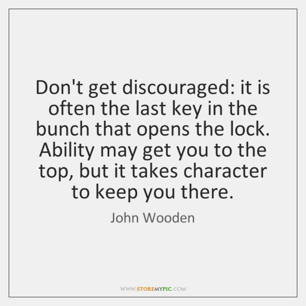 75+ Don T Be Discouraged Quotes