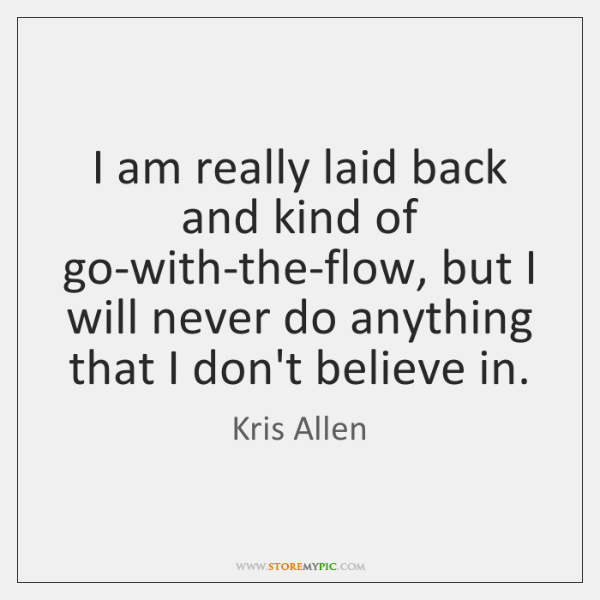 Kris Allen Quotes Storemypic