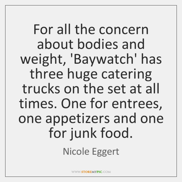 For all the concern about bodies and weight, 'Baywatch' has three huge ...