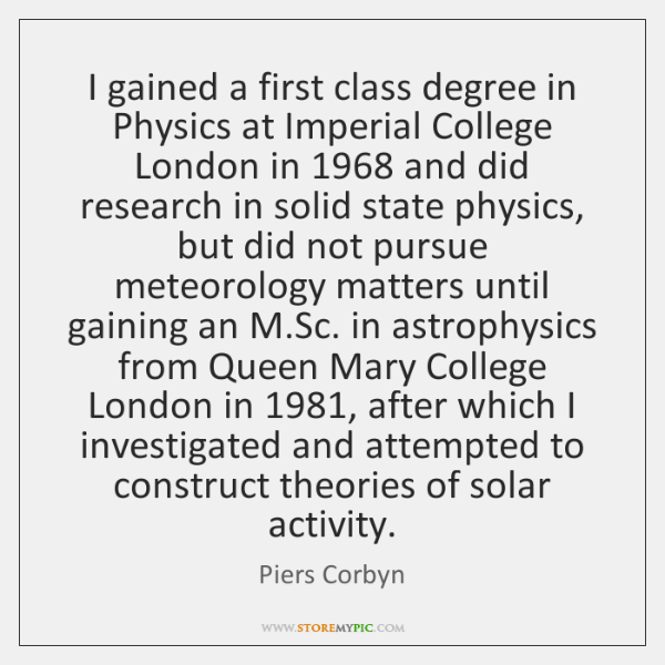 imperial college london physics
