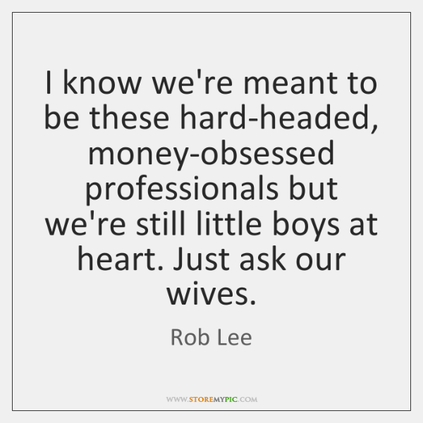 Rob Lee Quotes Storemypic