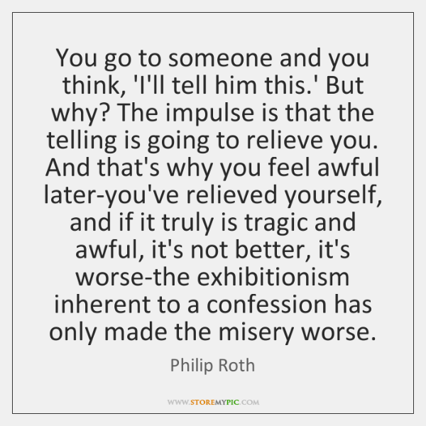 Philip Roth Quotes Storemypic