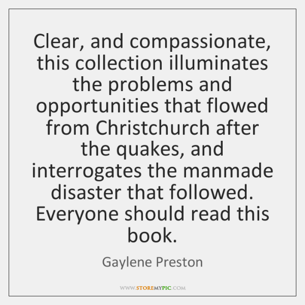 Clear, and compassionate, this collection illuminates the problems and opportunities that flowed ...