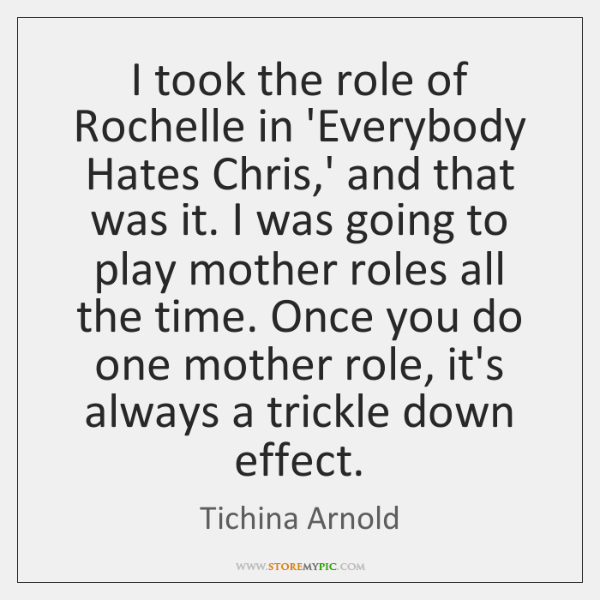 the role of a mother