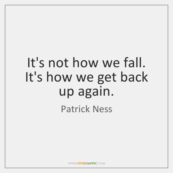 Patrick Ness Quotes Storemypic