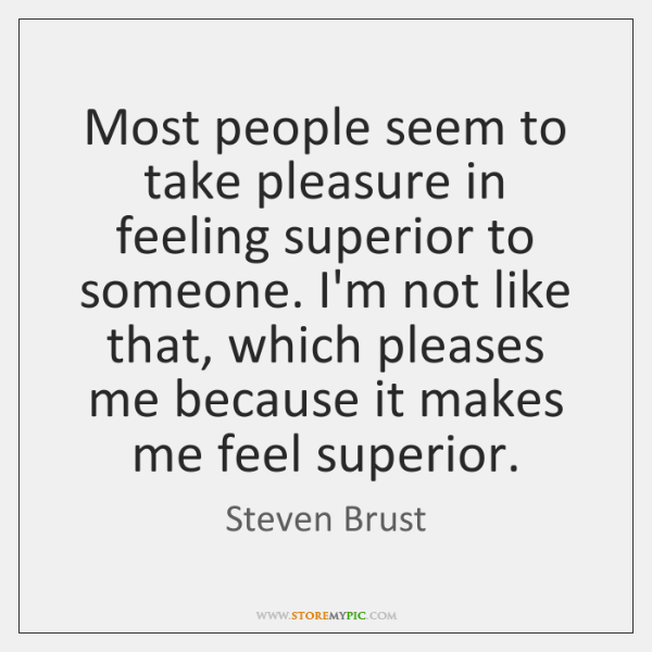 Steven Brust Quotes Storemypic