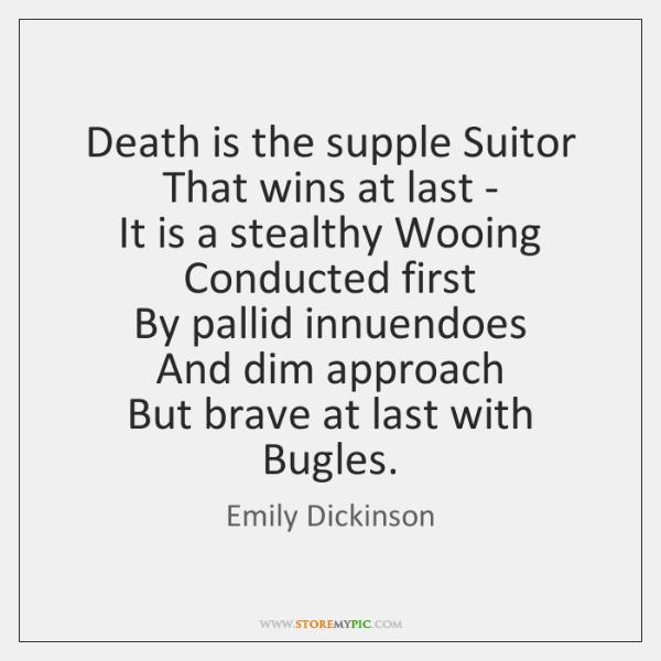 emily dickinson death
