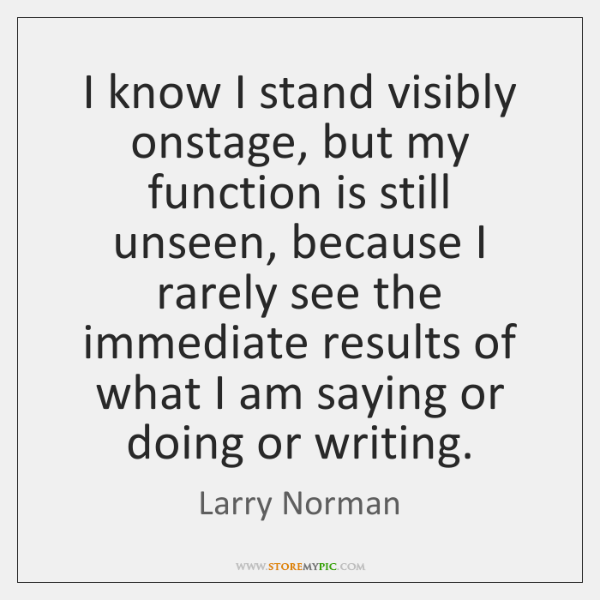 Larry Norman Quotes Storemypic