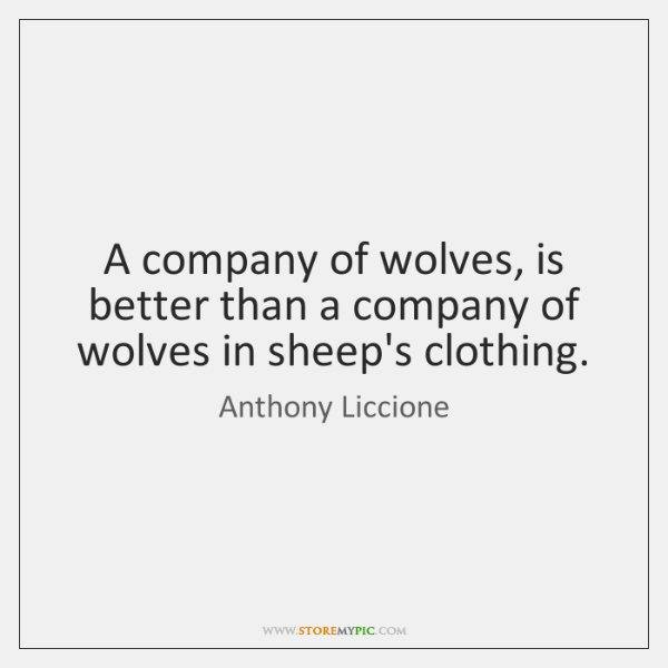 the company of wolves quotes