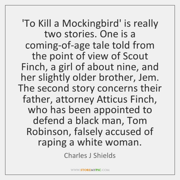 coming of age in to kill To kill a mockingbird genre: coming-of-age ssummaries loading unsubscribe from ssummaries cancel unsubscribe working subscribe subscribed.